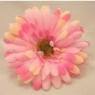6 Silk Pink Gerbera