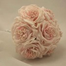 Light Pink Wild Rose Children's Posy