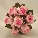 Raspberry Pink Jubilee Rose Children's Posy