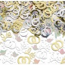 Wedding Vows Party Table Confetti