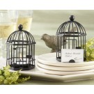 """Love Songs"" Birdcage Tea Light / Place Card Holder"