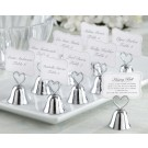 """Kissing Bell"" Place Card / Photo Holder"