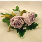 Lilac Rose Lady's Corsage
