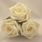 Ivory Rose Mini Flowergirl's Posy