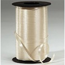 Ivory Curling Ribbon 500 Metres