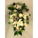 Lilac Rose & Cala Lily Shower Bouquet