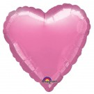 18'' Lavender Heart Foil Balloon