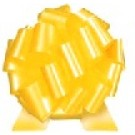 50mm Large Light Yellow Pull Bows