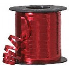 Metallic Red Curling Ribbon 500 Metres
