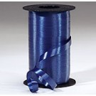 Dark Blue Curling Ribbon 500 Metres