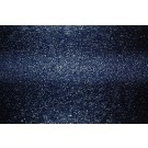 Dark Blue Organza Snow Sheer Roll