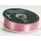 10m Length of Rose Pink Poly Ribbon