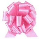 30mm Medium Rose Pink Pull Bows