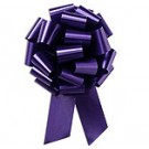 30mm Medium Purple Pull Bows