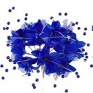 Babies Breath - 12 Stems - Royal Blue