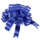 30mm Medium Royal Blue Pull Bows